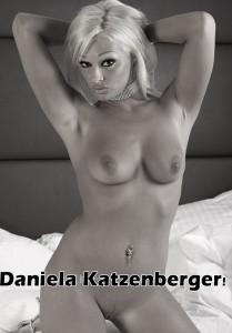 Daniela Katzenberger zeigt sich nackt und oben ohne