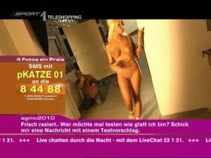 Daniela Katzenberger nackt beim Fotoshooting