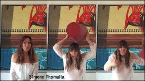 simone thomalla nackt ice bucket challenge