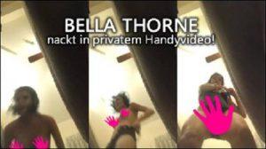 stars nackt bella thorne nackt video